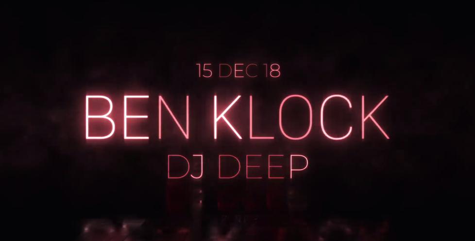 T7 : Ben Klock, DJ Deep