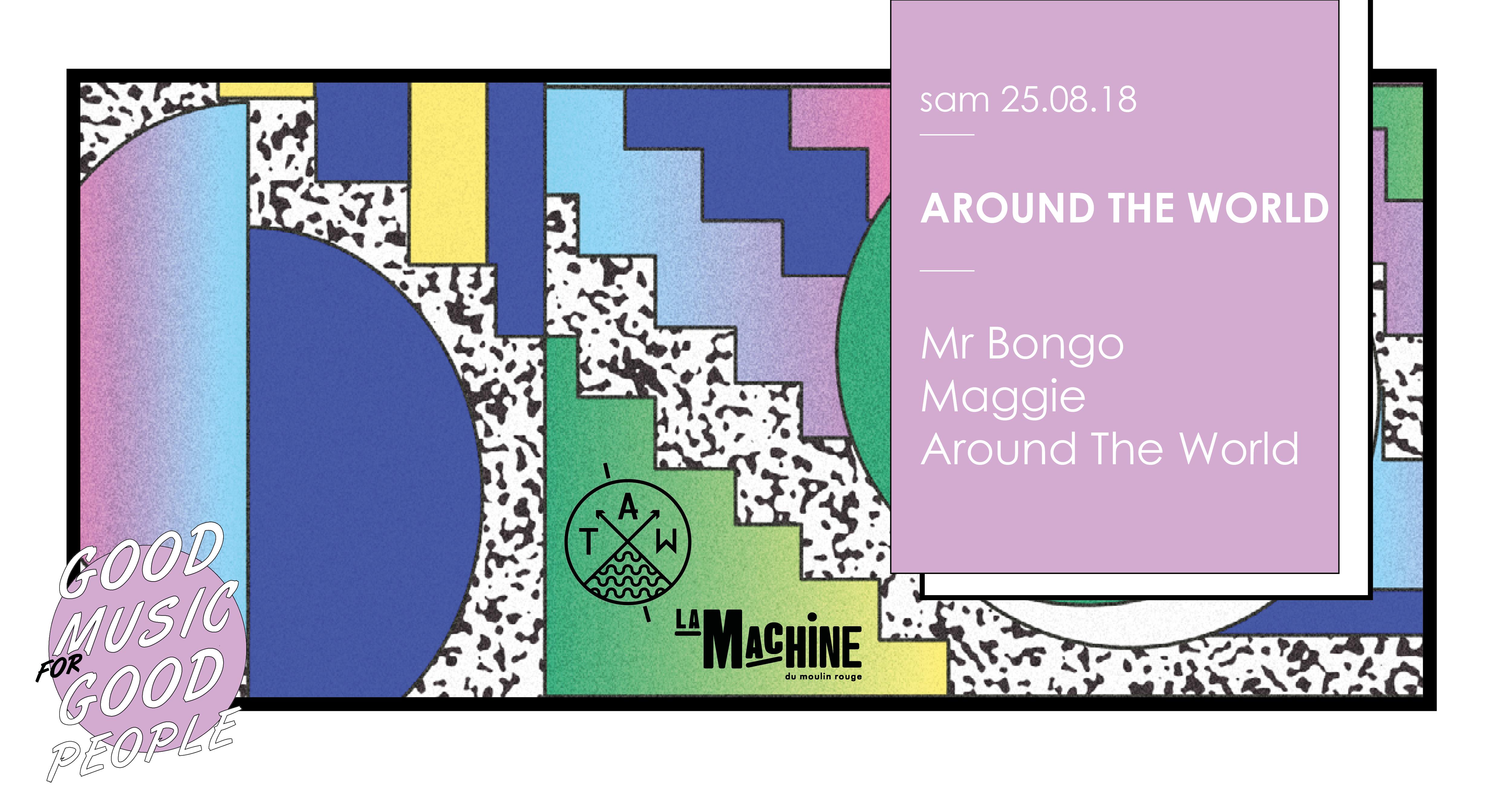 Around The World : Mr Bongo • Maggie