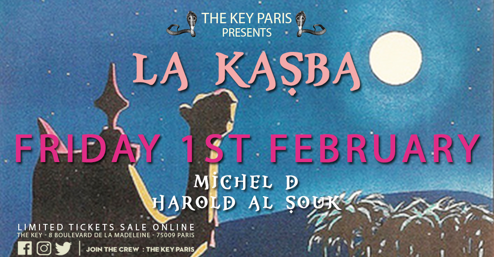 The Key Paris & La Kasba