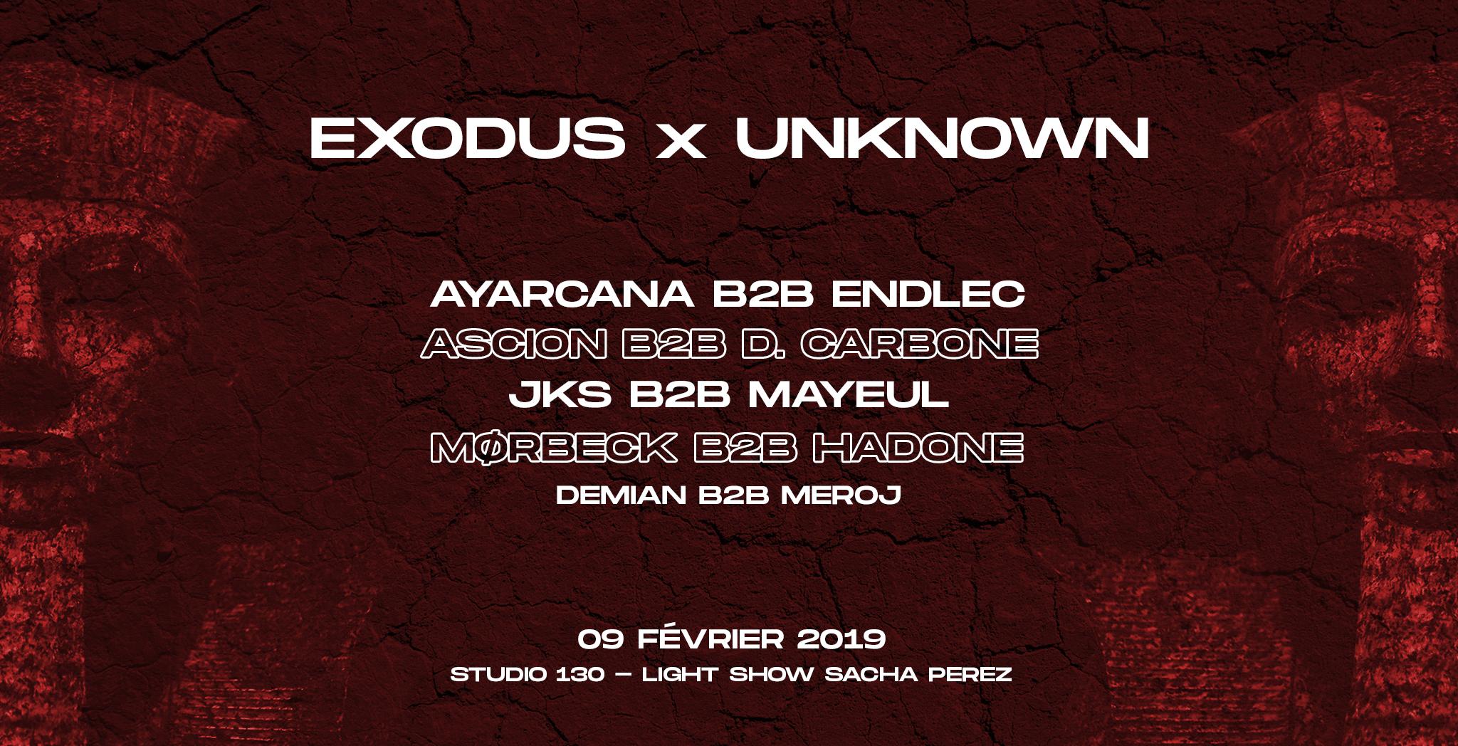 Exodus x Unknown