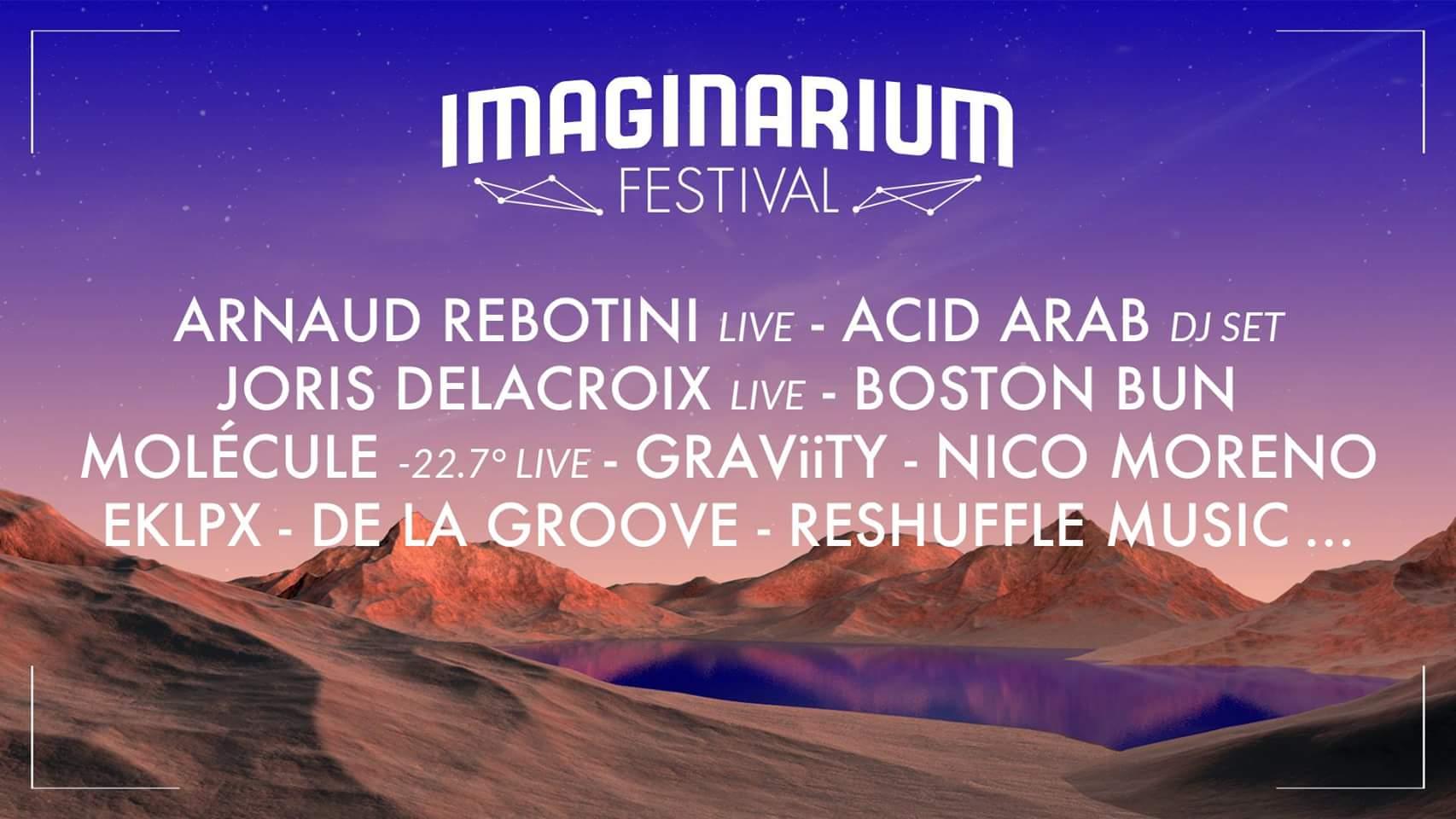 Imaginarium Festival 2018 ► 19&20 MAI 2018