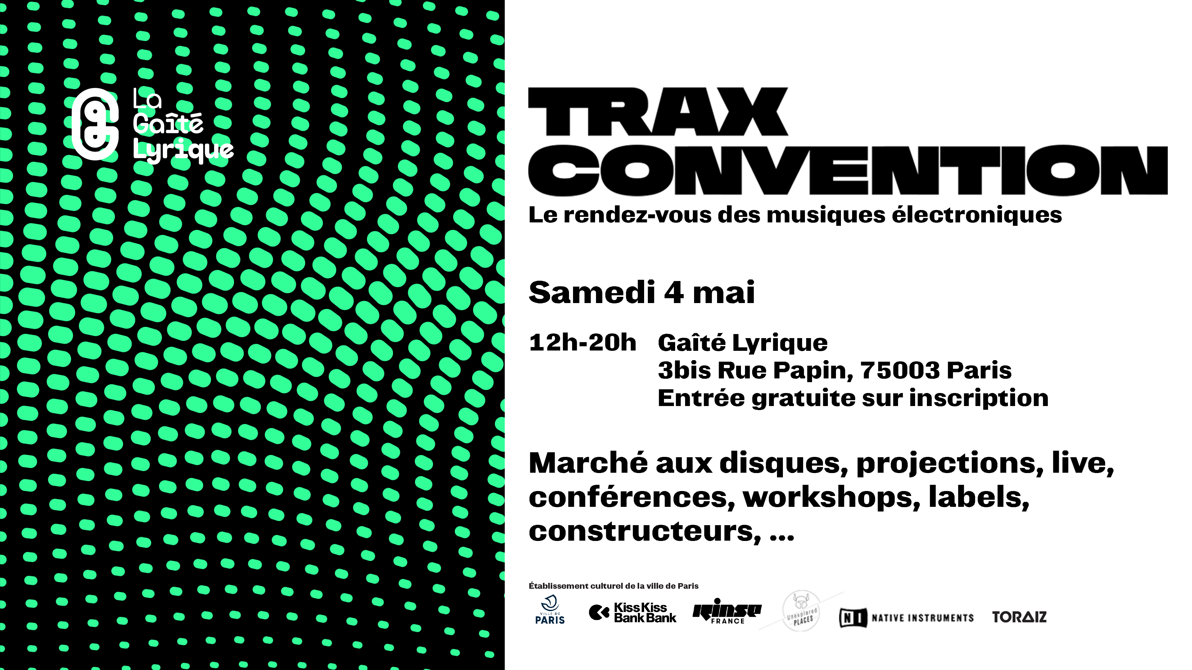 TRAX Convention 2019