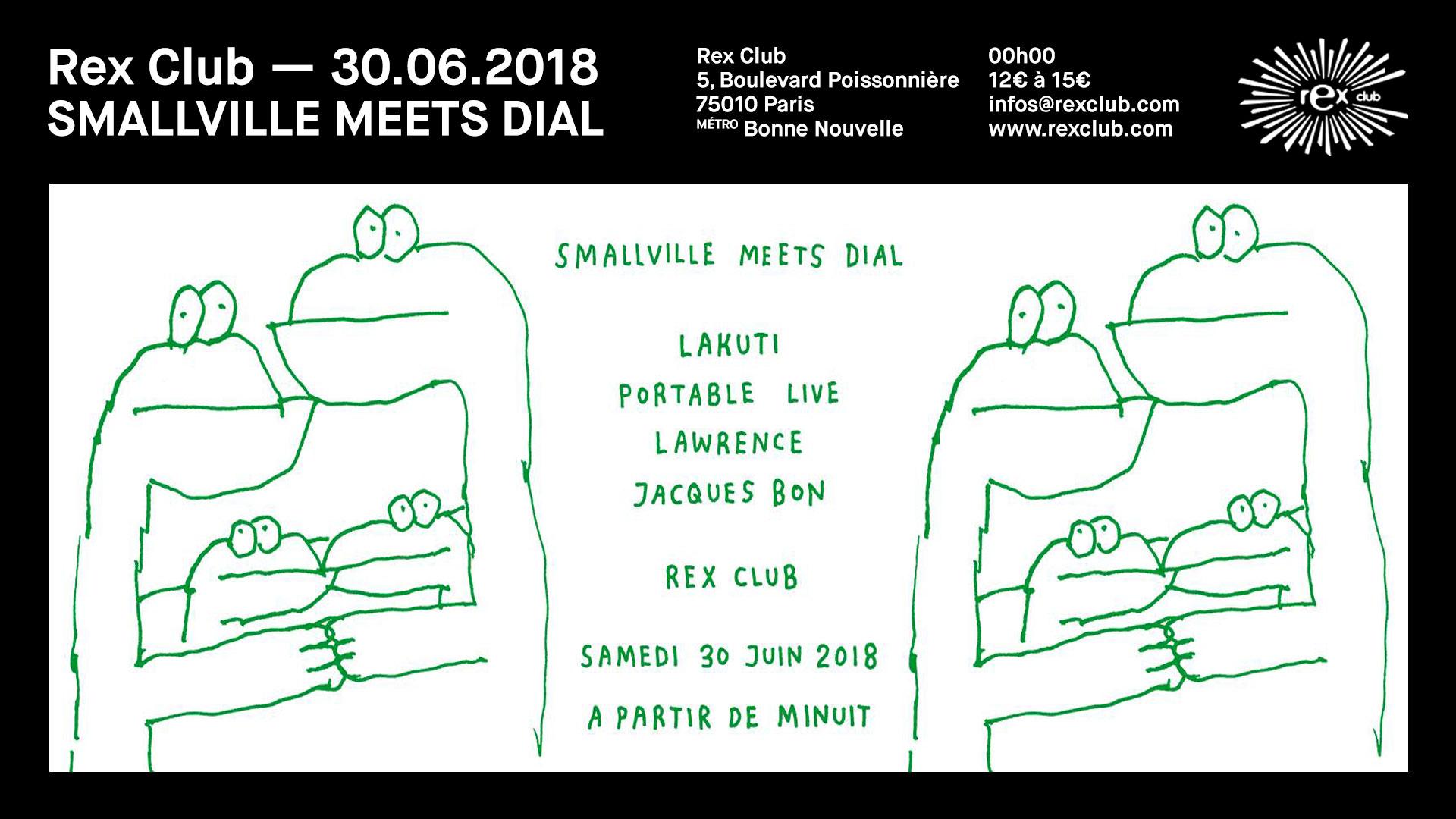SMALLVILLE MEETS DIAL