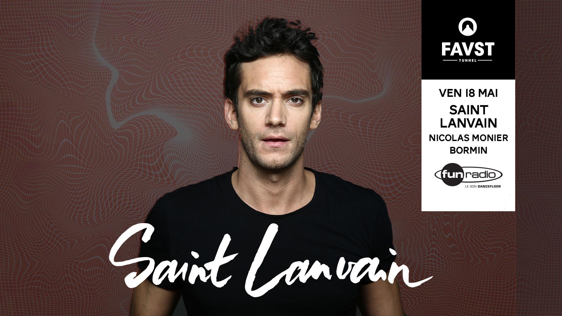Faust : Saint Lanvain, Nicolas Monier, Bormin,