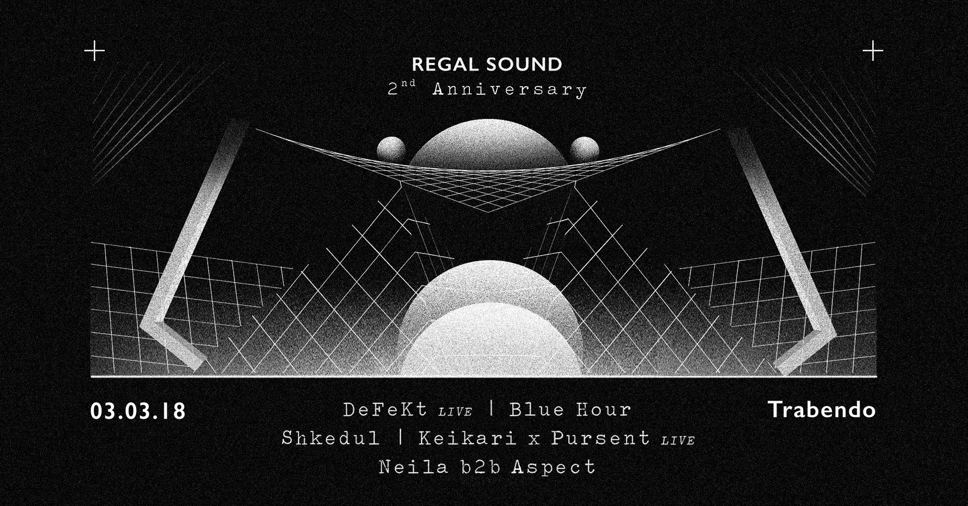 Regal Sound - 2nd Anniversary
