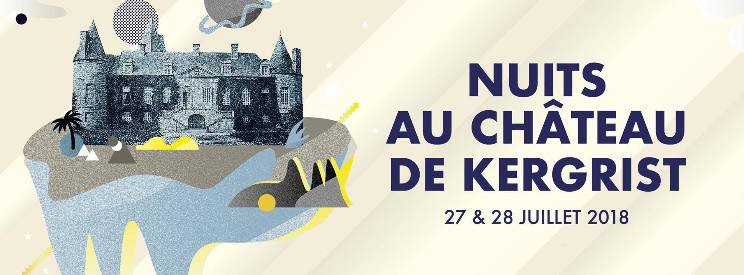 Nuits au Château de Kergrist