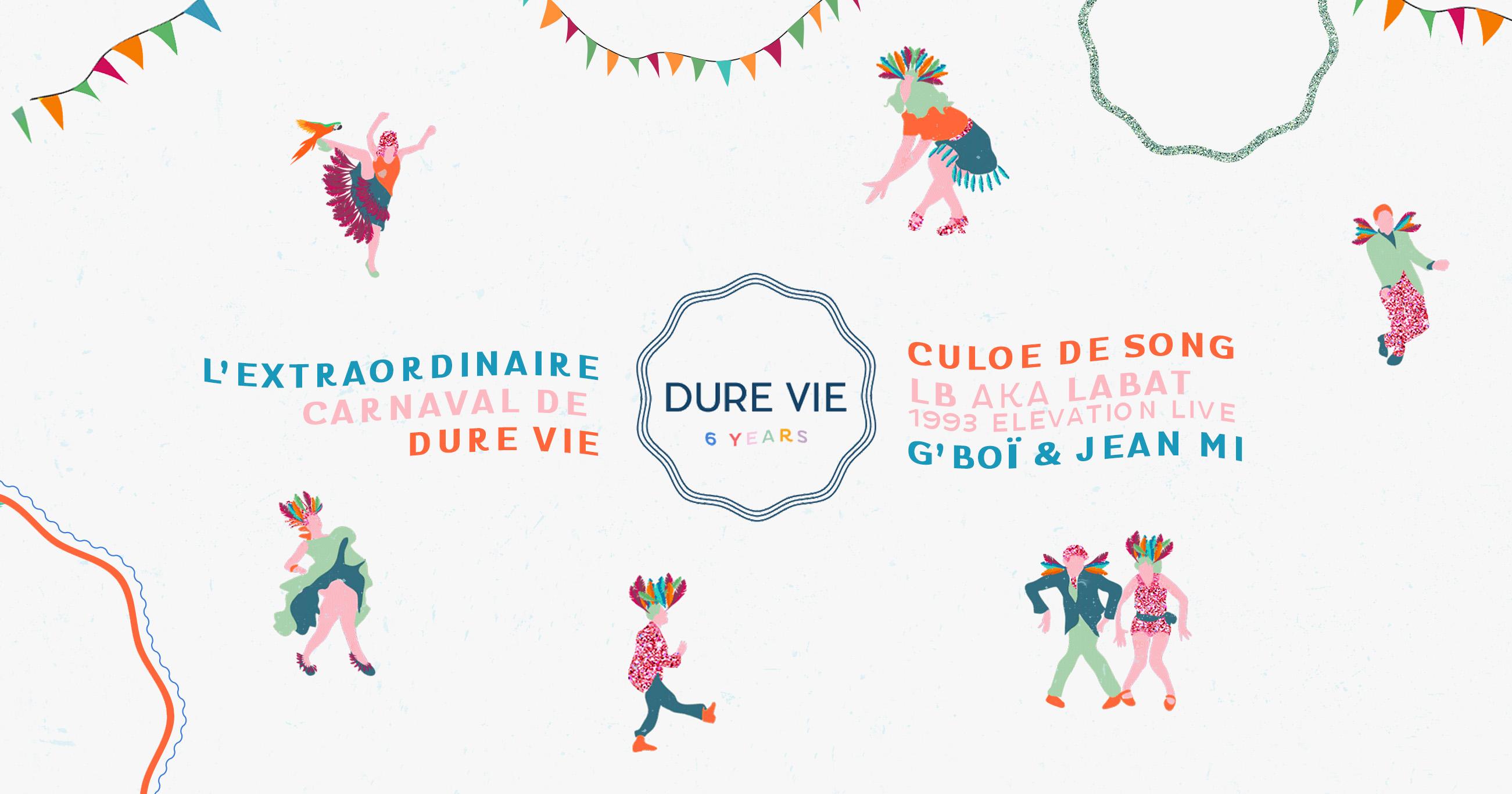 Dure Vie 6 Years