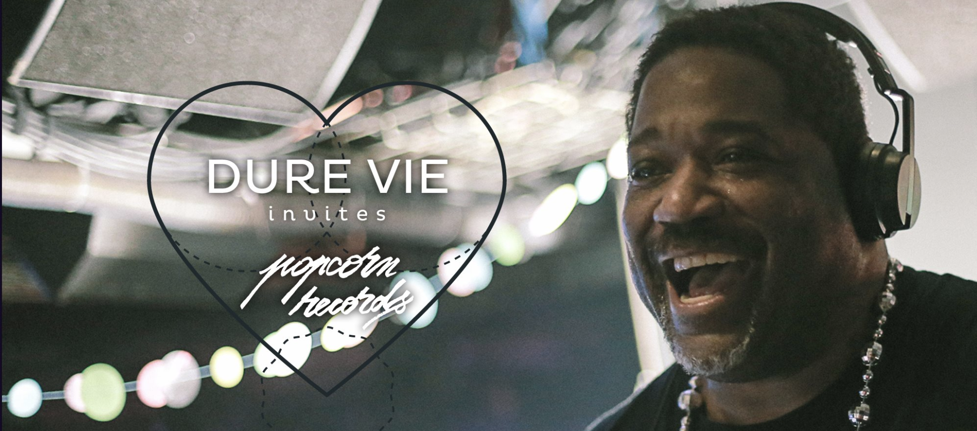 Dure Vie x Popcorn 8 Years • Chez Damier ~ DJ Gregory ~ Siler