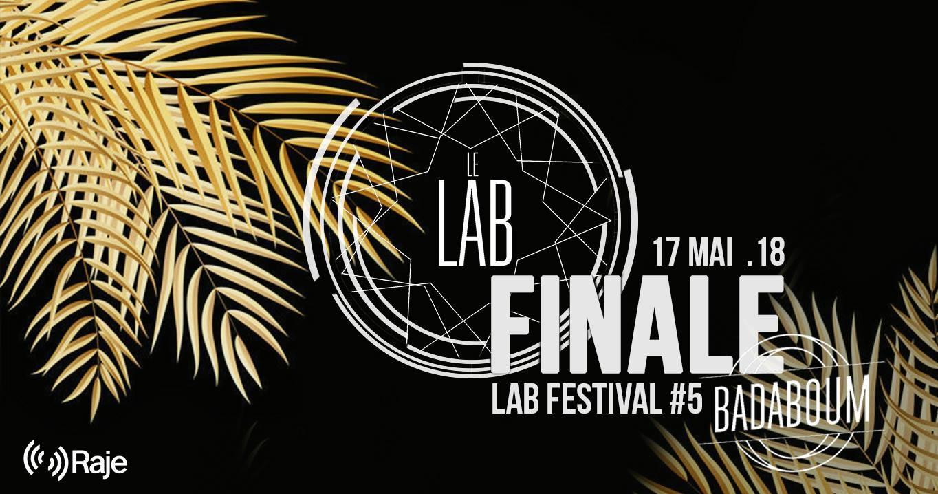La Finale @Badaboum | Le Lab Festival 2018