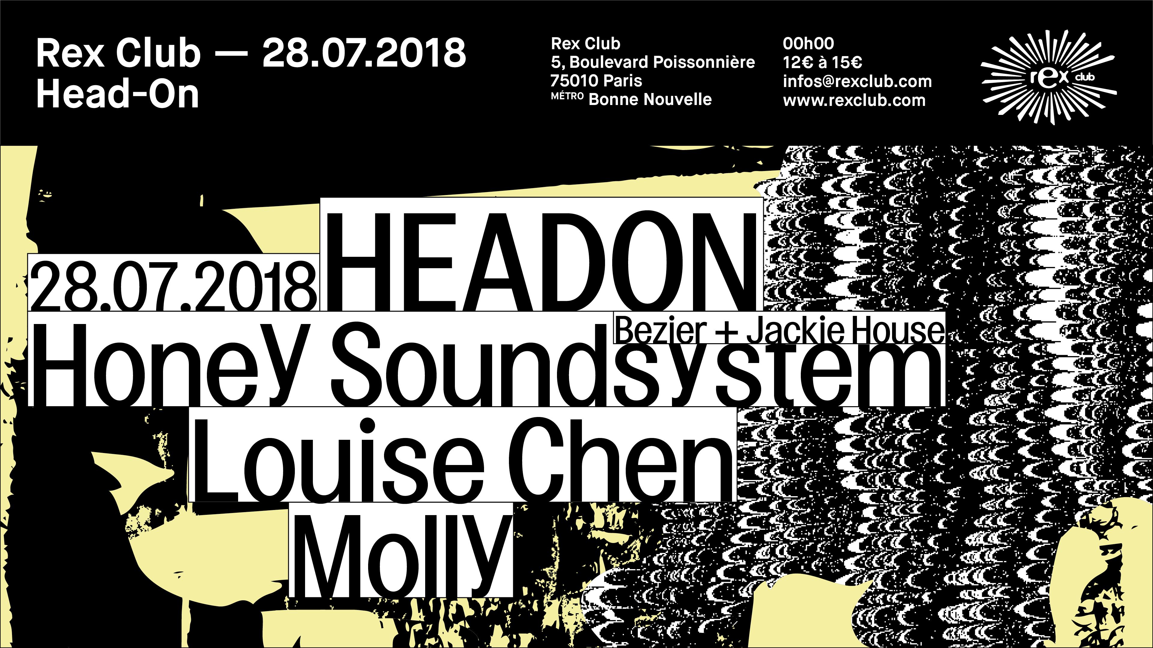 Headon: Honey Soundsystem, Louise Chen, Molly