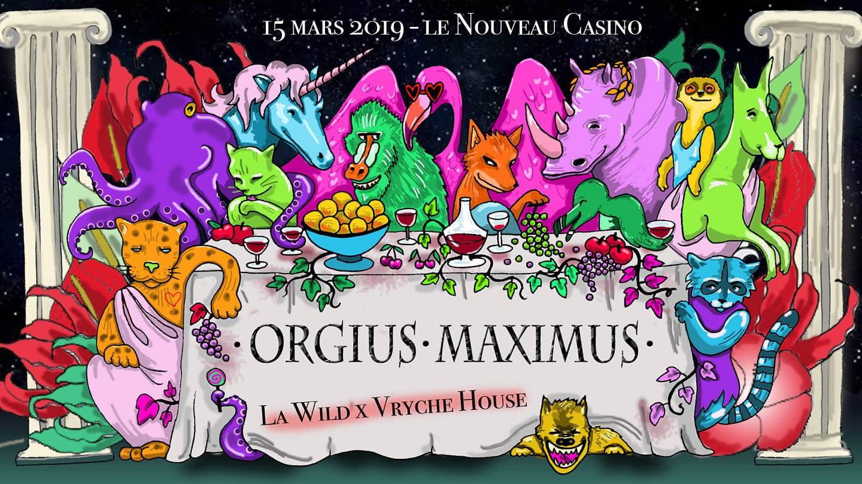 La Wild: Orgius Maximus