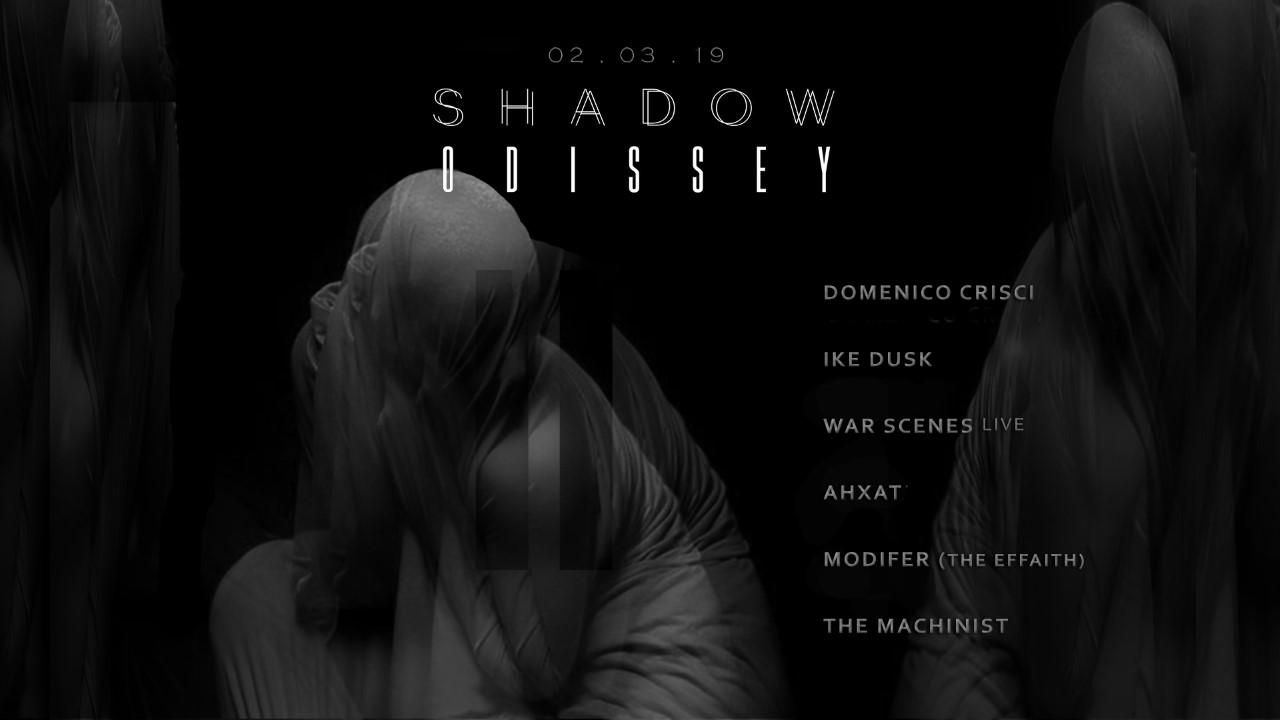 Shadow Odissey - Black Chamber / 1st Anniversary edition