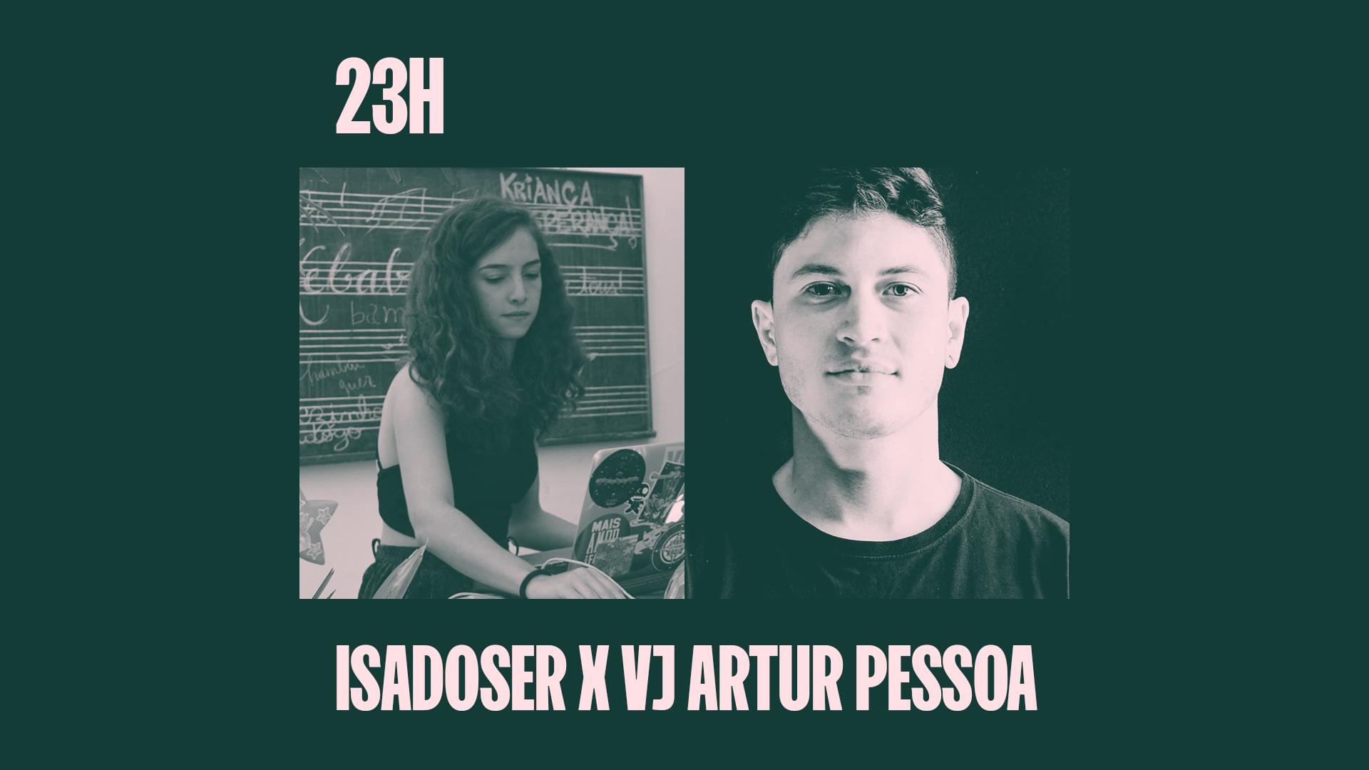 Isadoser (Serenight) - convidada pela LIMBO x VJ Artur Pessoa