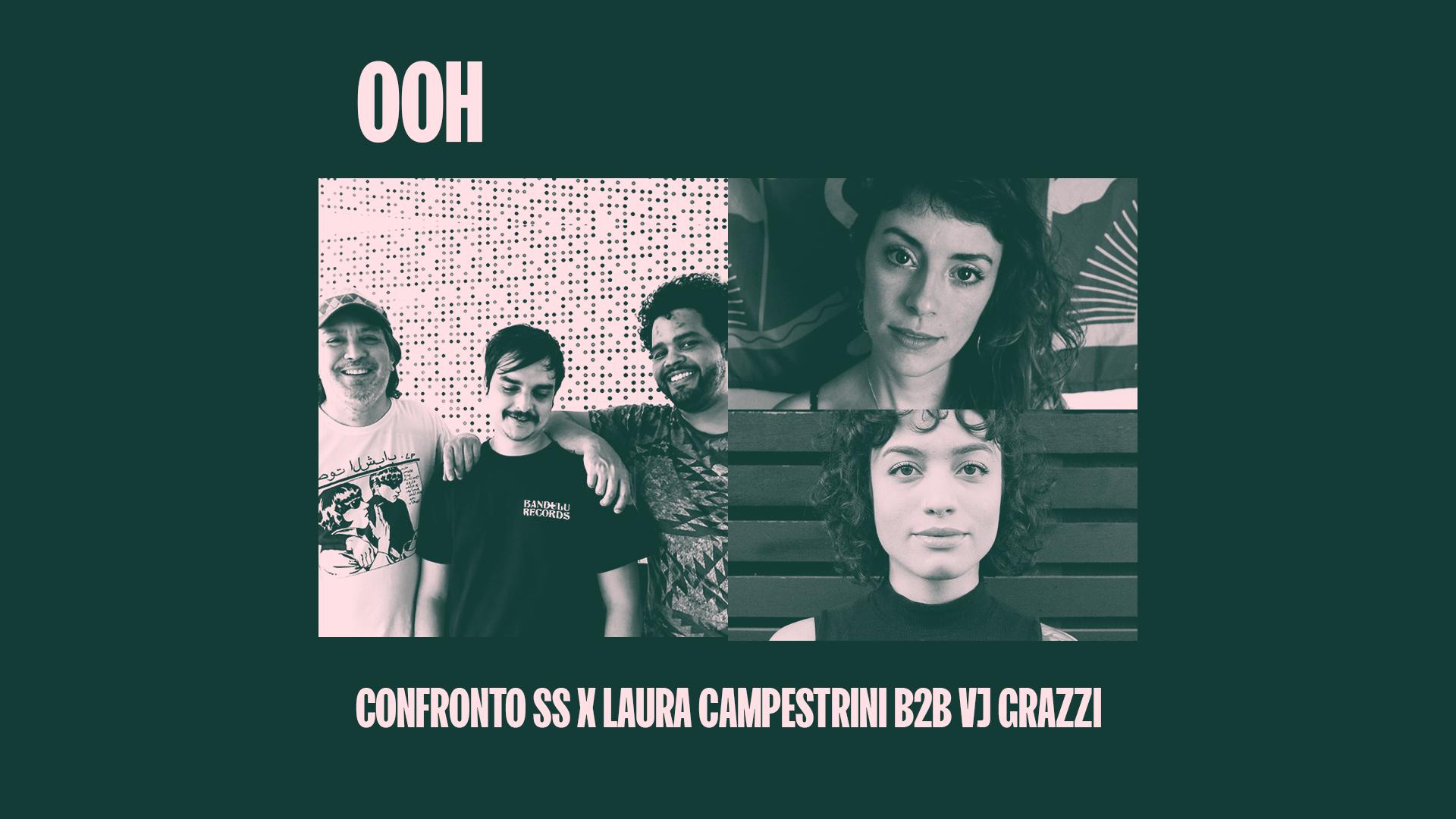 CONFRONTO SS x Laura Campestrini b2b VJ Grazzi