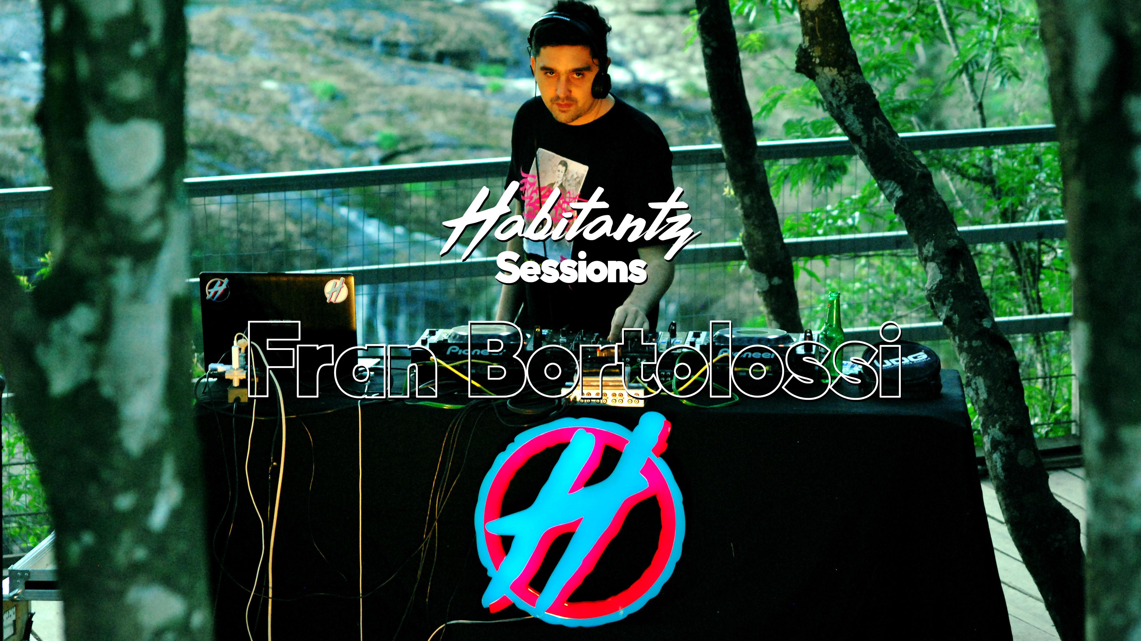 Habitantz Sessions - Fran Bortolossi at Salto Ventoso