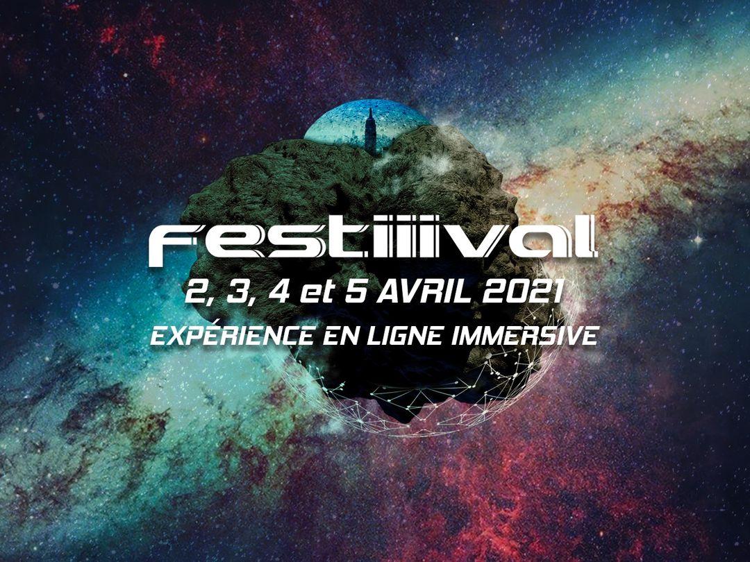 Festiiival - Une expérience en ligne immersive