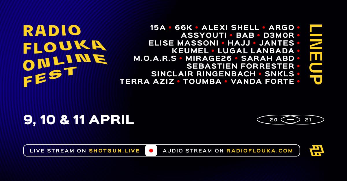 Radio Flouka Online Fest