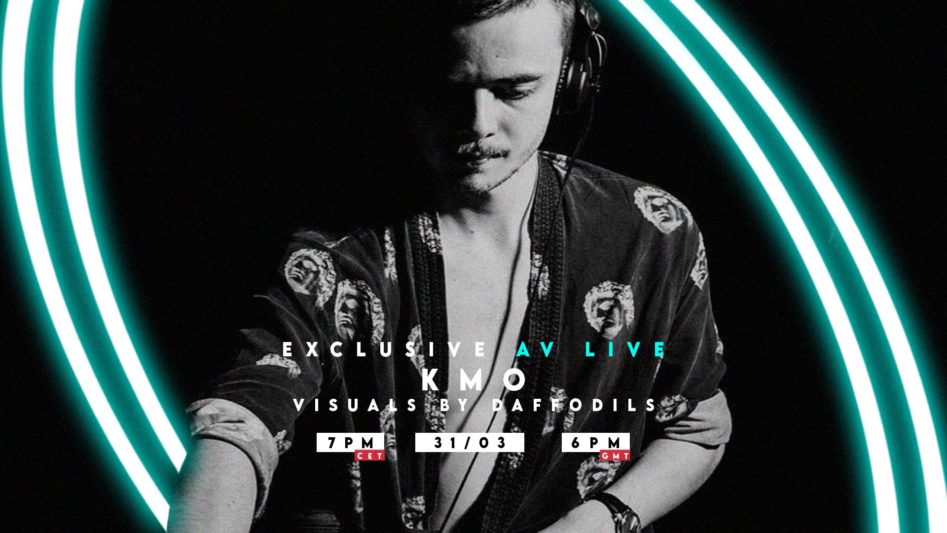 KMO exclusive AV Live with Daffodils by La Quarantaine
