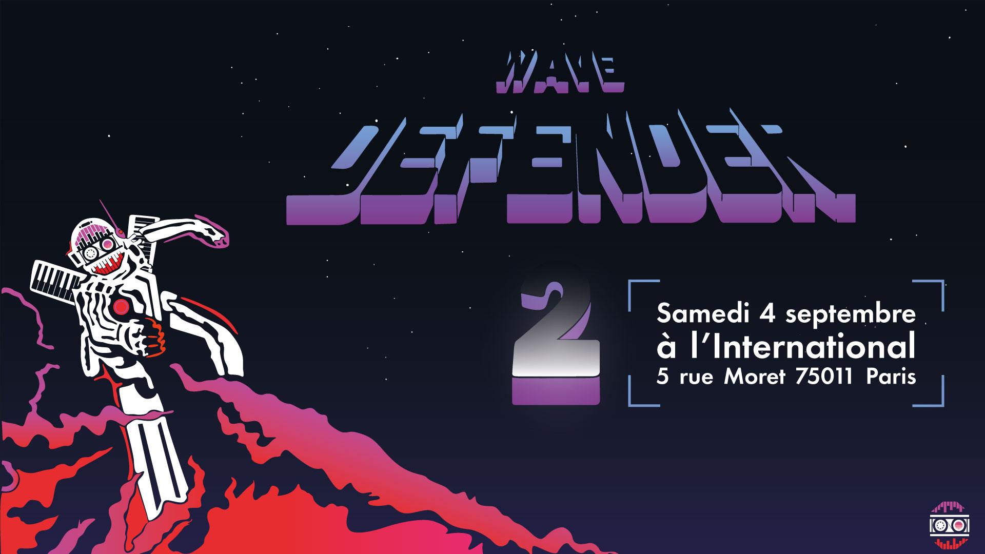 WAVE Defender 2
