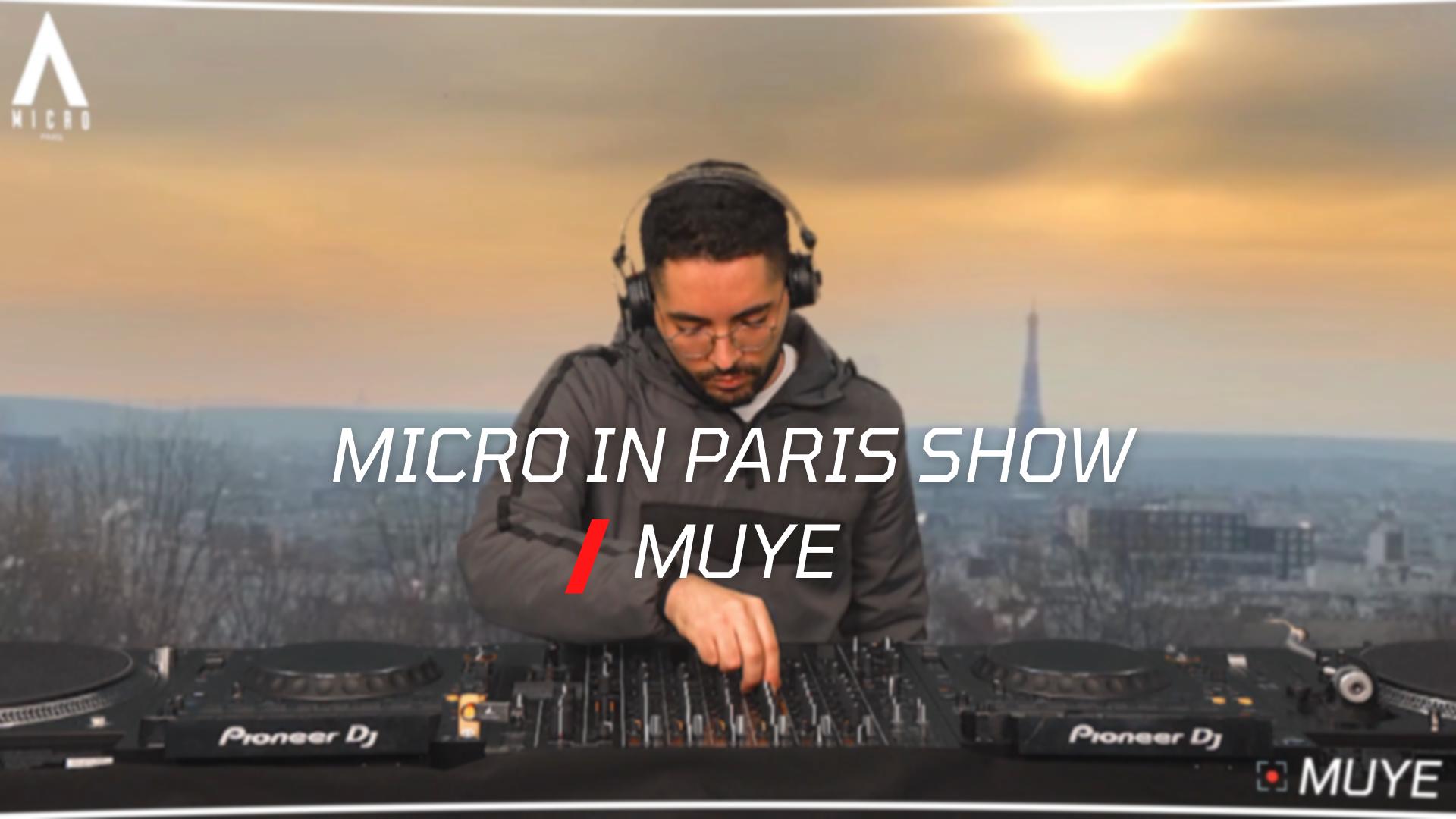 Sunset in Paris - Muye [Micro in Paris]
