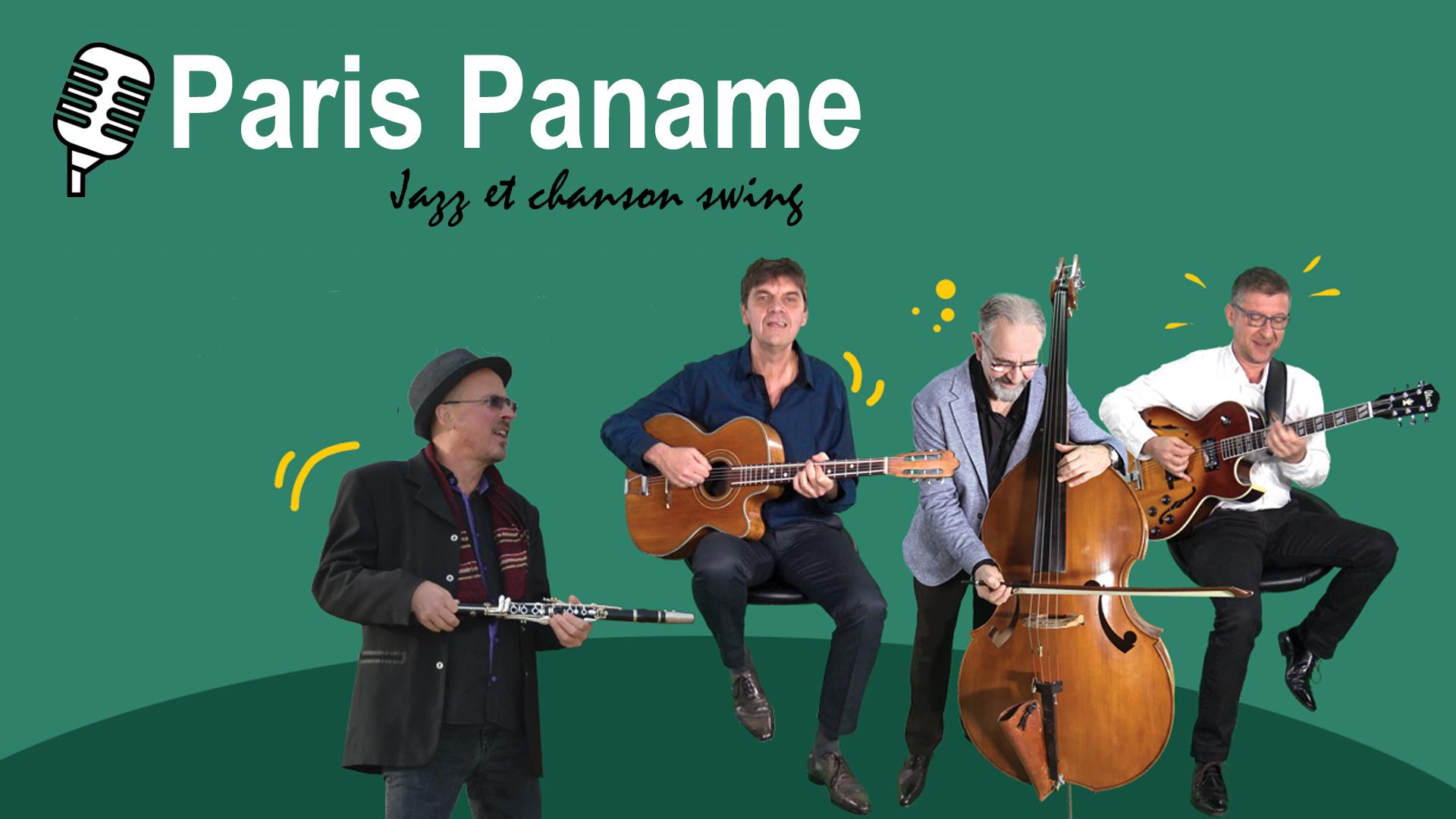 Paris Paname 4tet