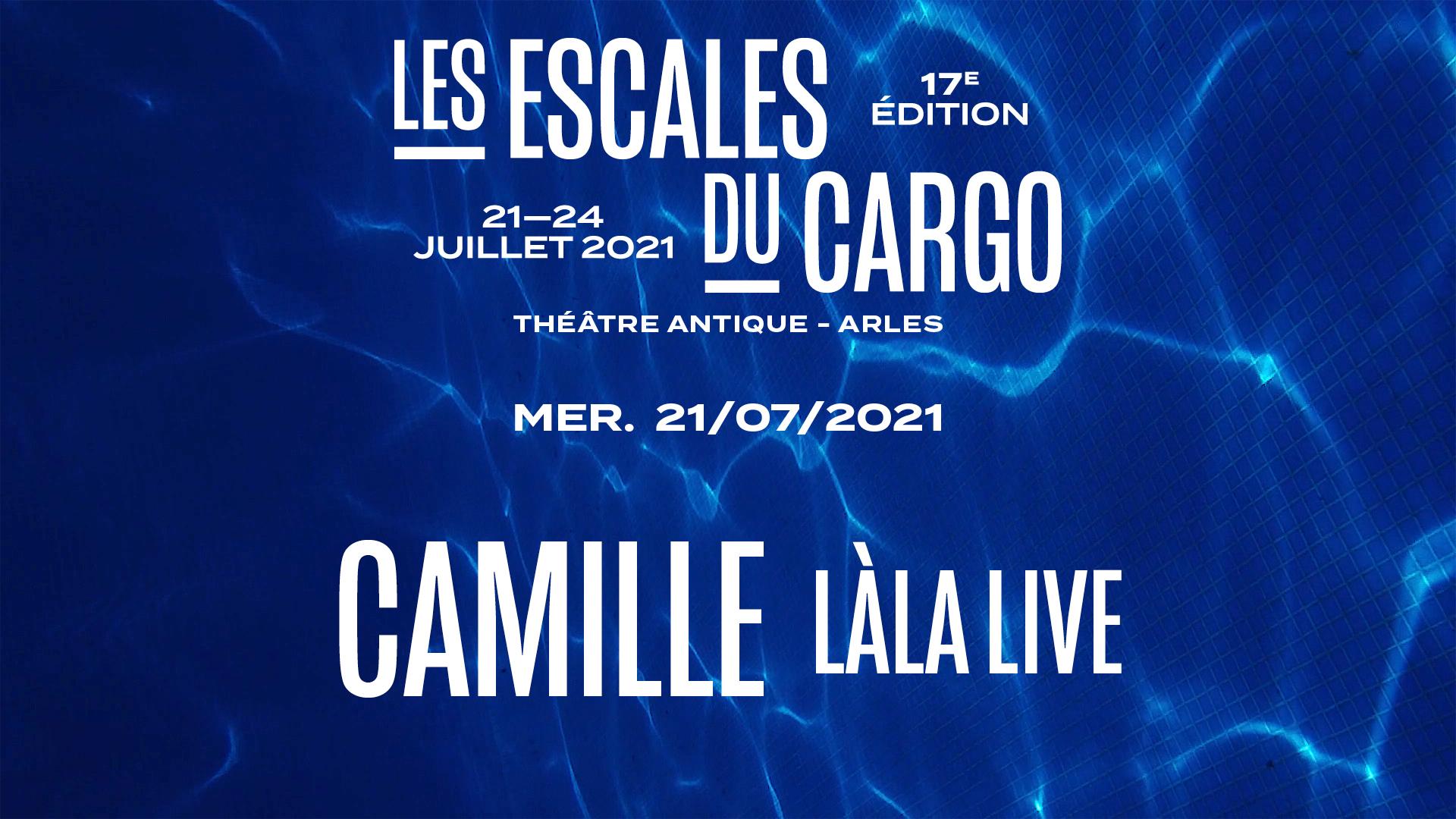 CAMILLE - LALÀLIVE
