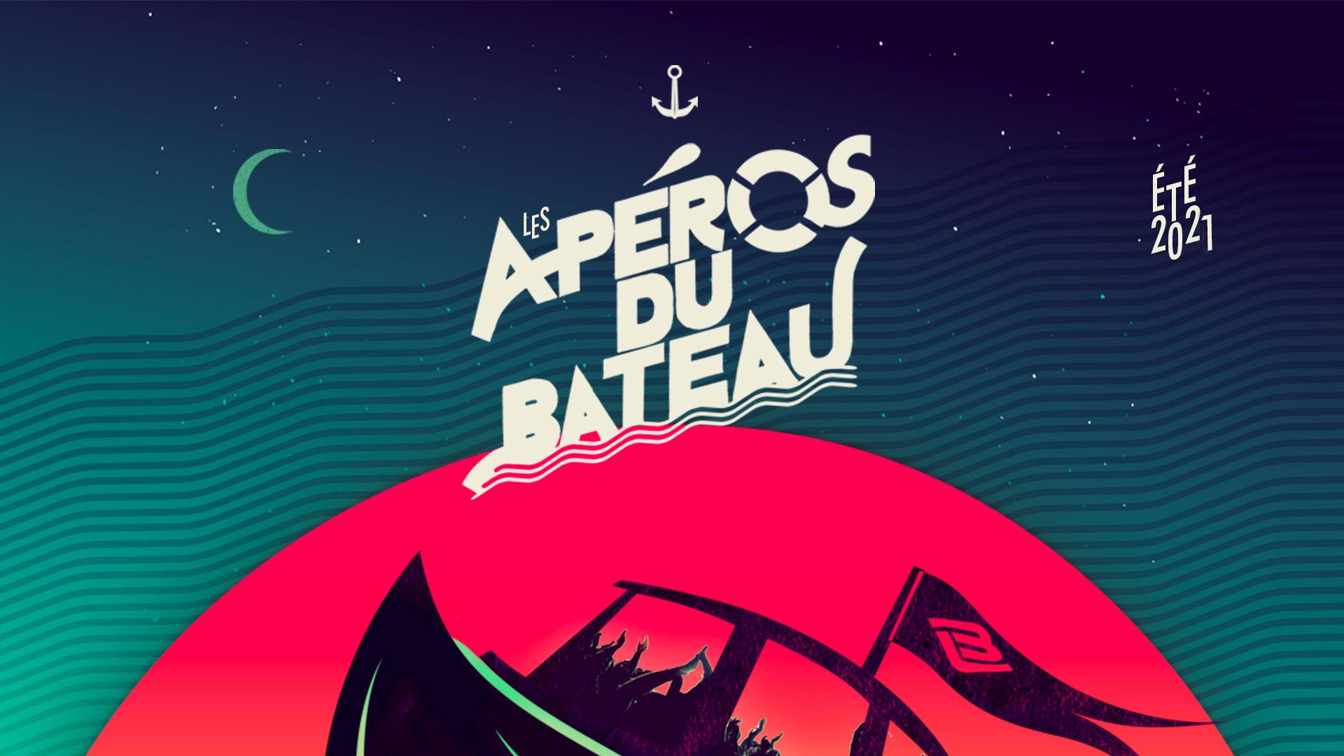 Apéros du bateau | Hip Hop party