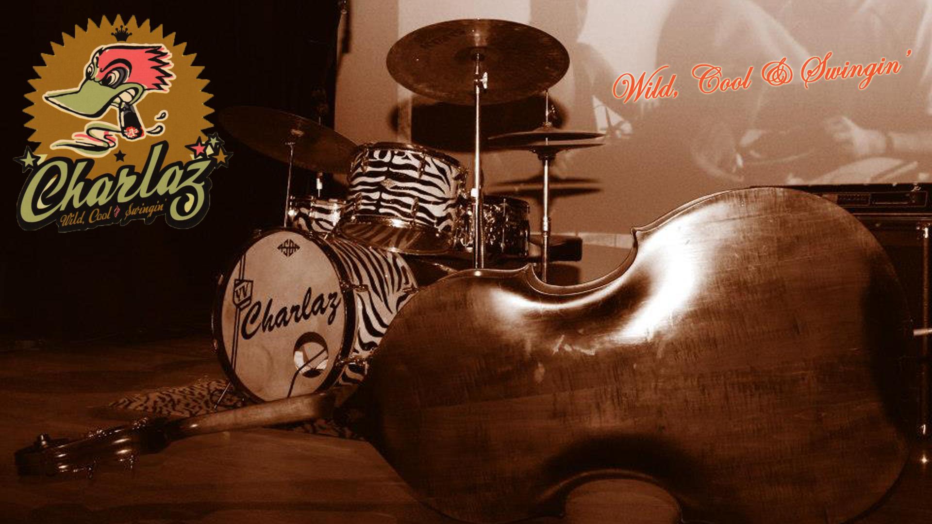 Les Charlaz (Wild, Cool & Swingin')