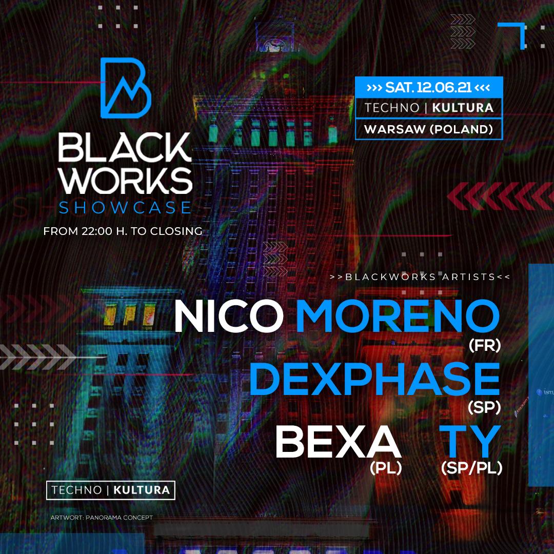 Blackworks Showcase @ Warsaw Poland