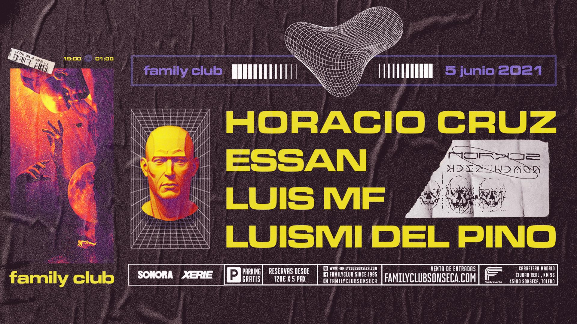 Horacio Cruz y Essan - FAMILY EVENTS