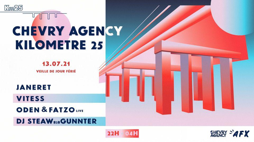 Chevry Agency x Kilomètre25