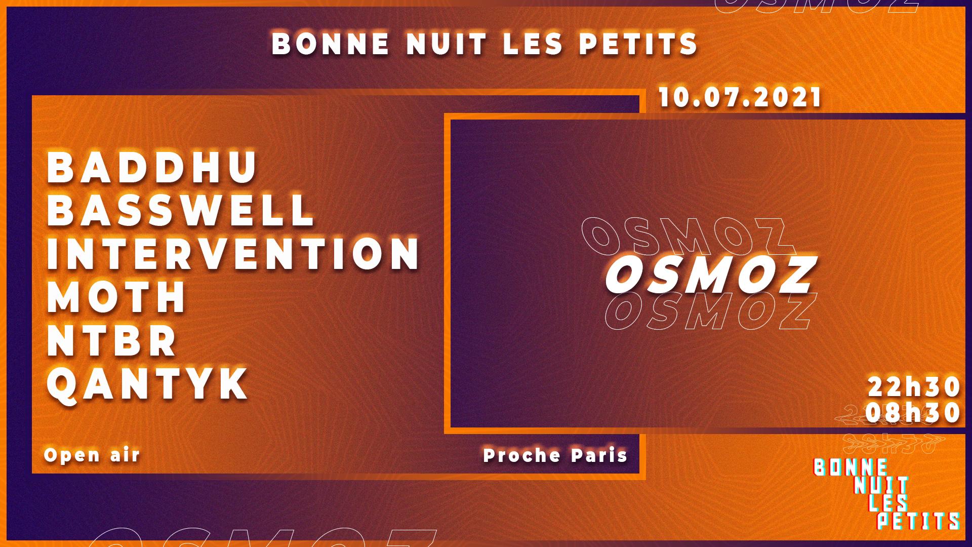 BNLP - Osmoz #I