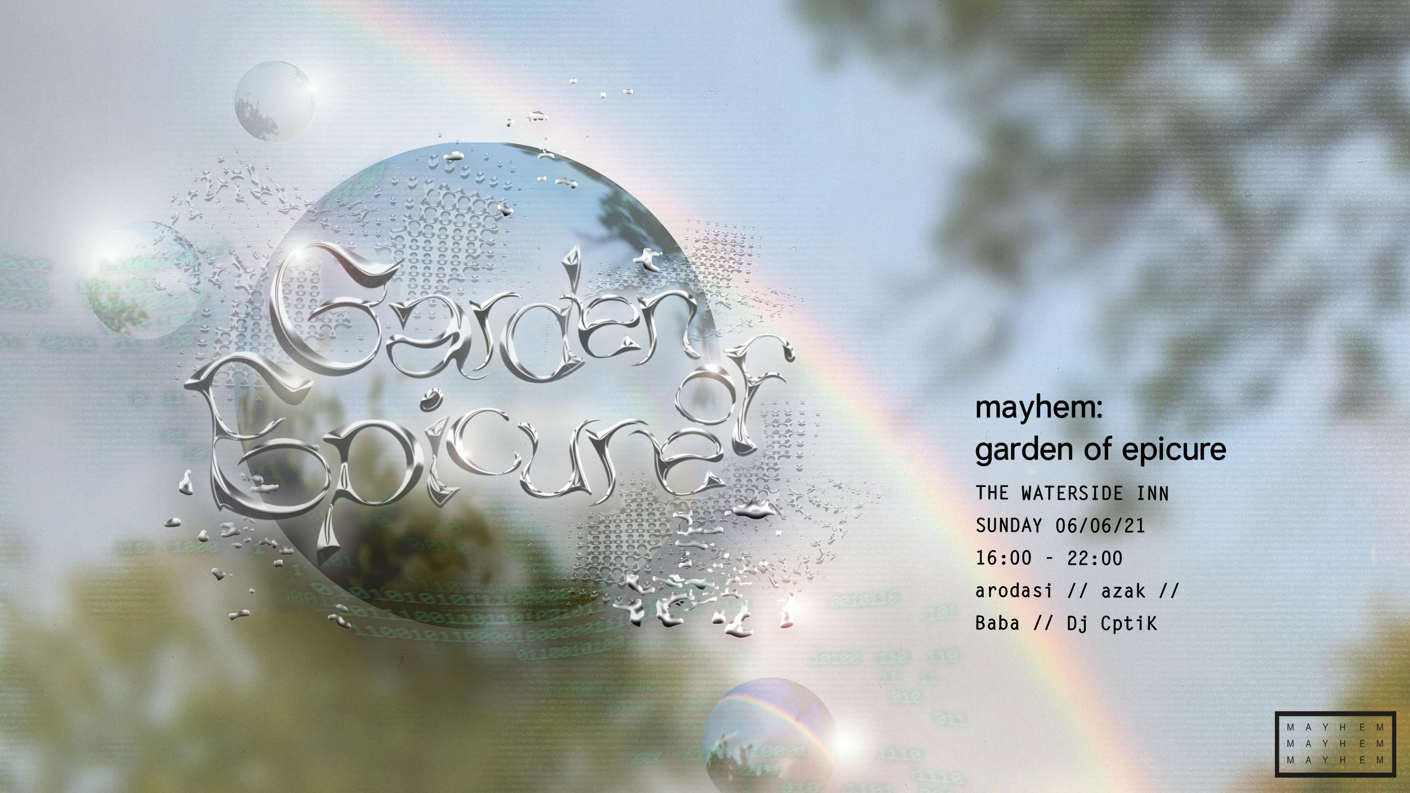 Mayhem - Garden of Epicure