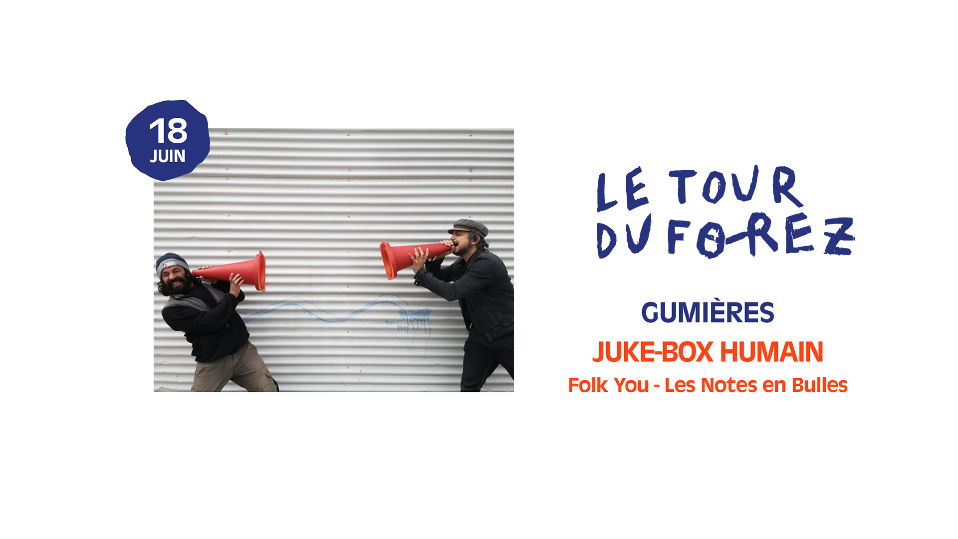 Juke Box humain