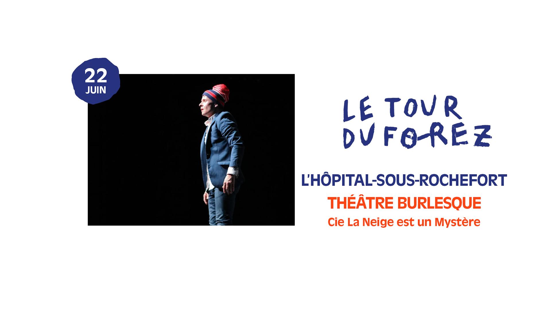 Théâtre burlesque