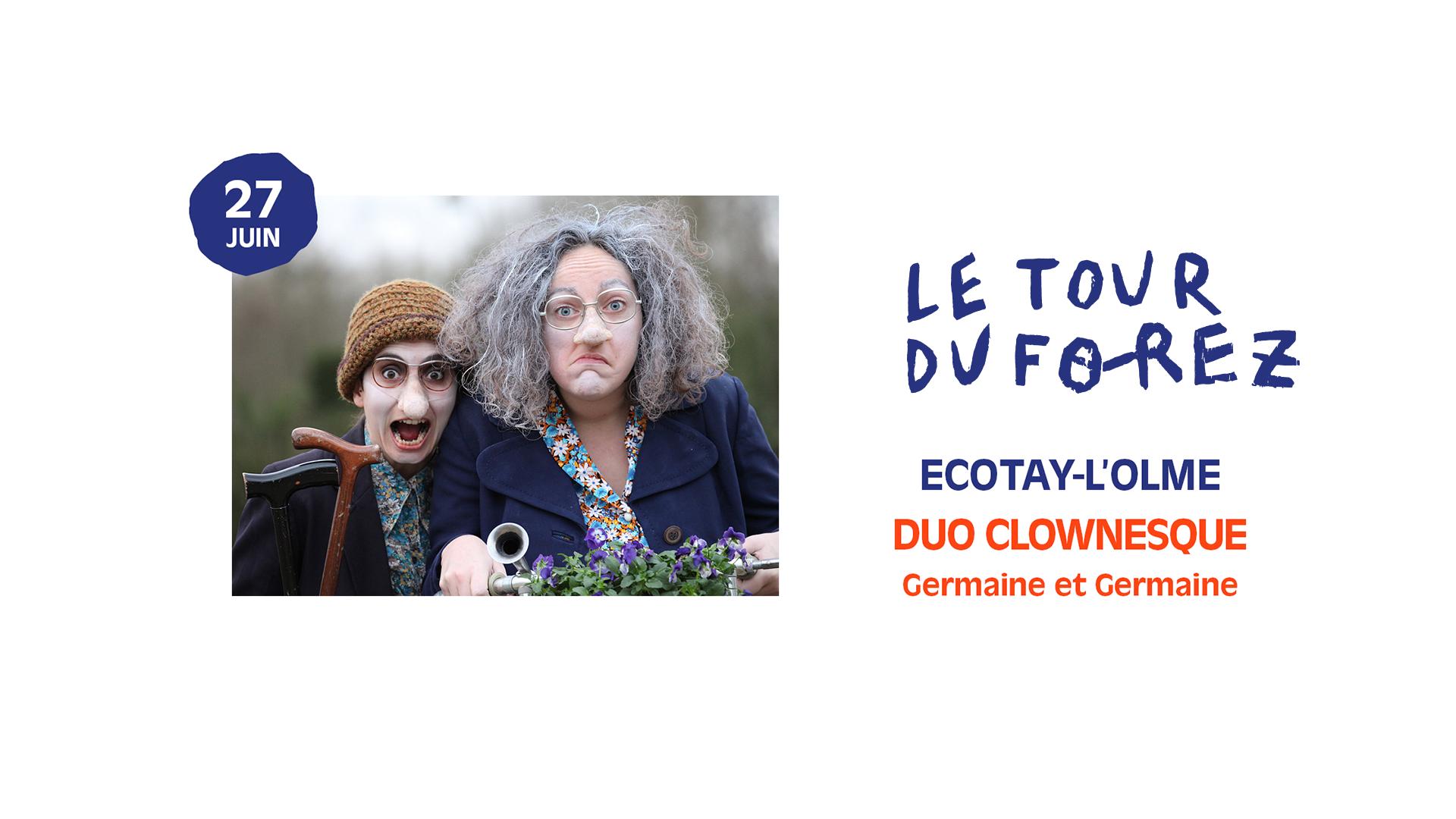 Duo Clownesque