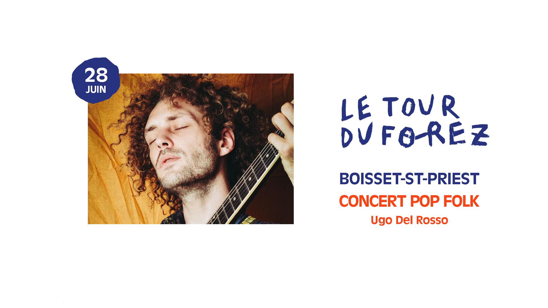 Concert Ugo Del Rosso