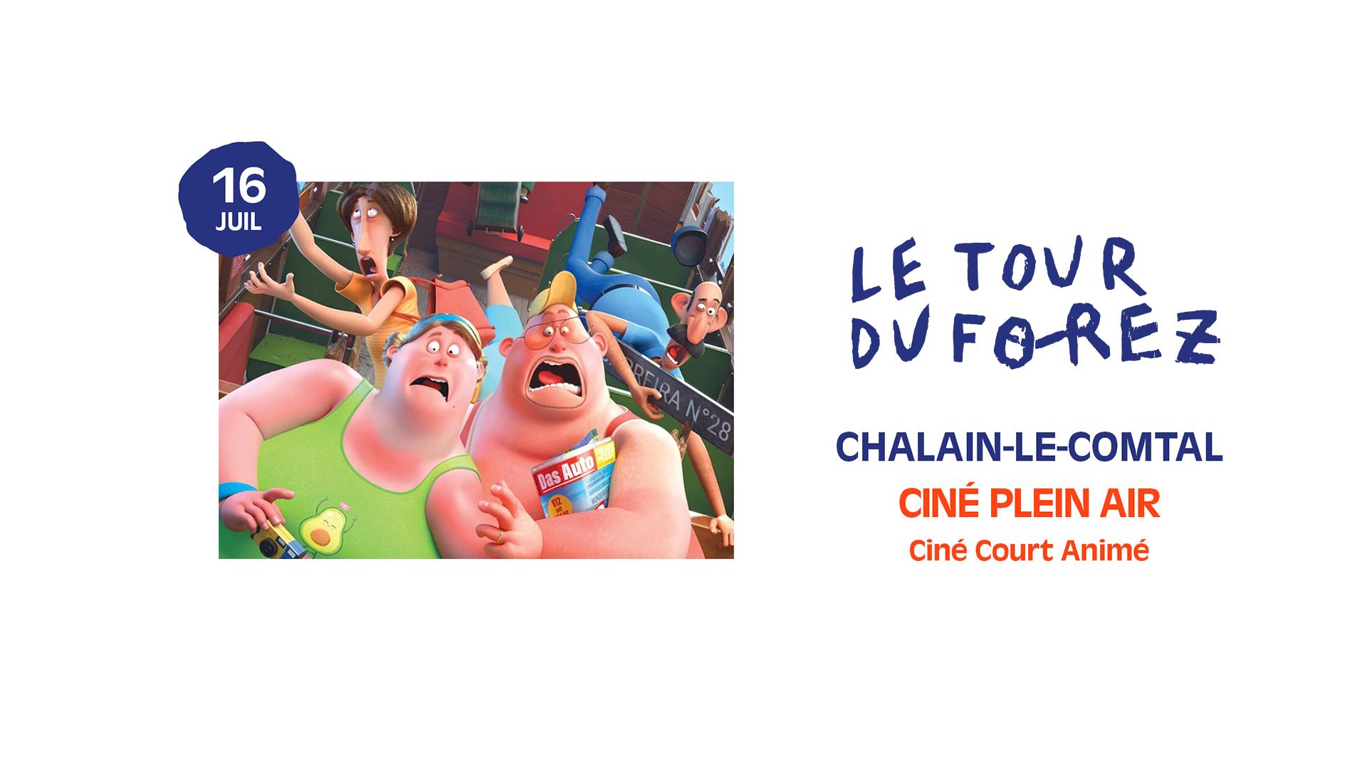 Cinéma plein air #2