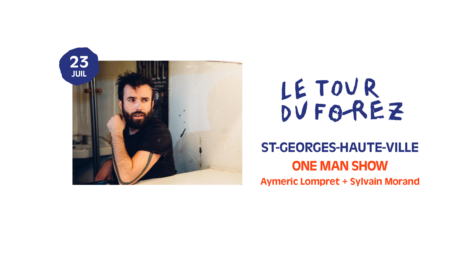 One man show Aymeric Lompret