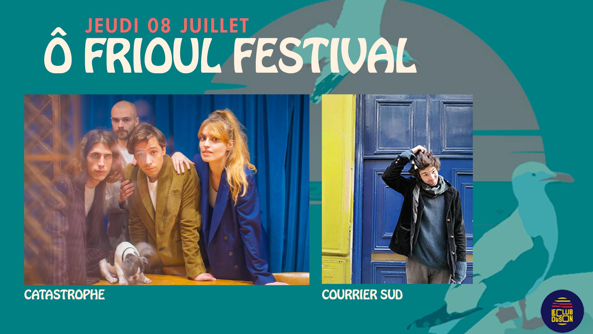Ô Frioul Festival | Jeudi