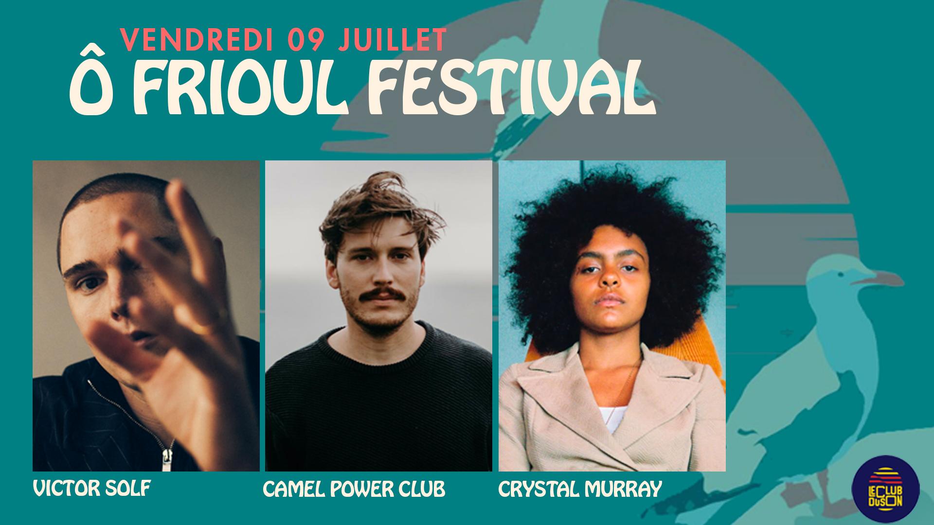 Ô Frioul Festival | Vendredi