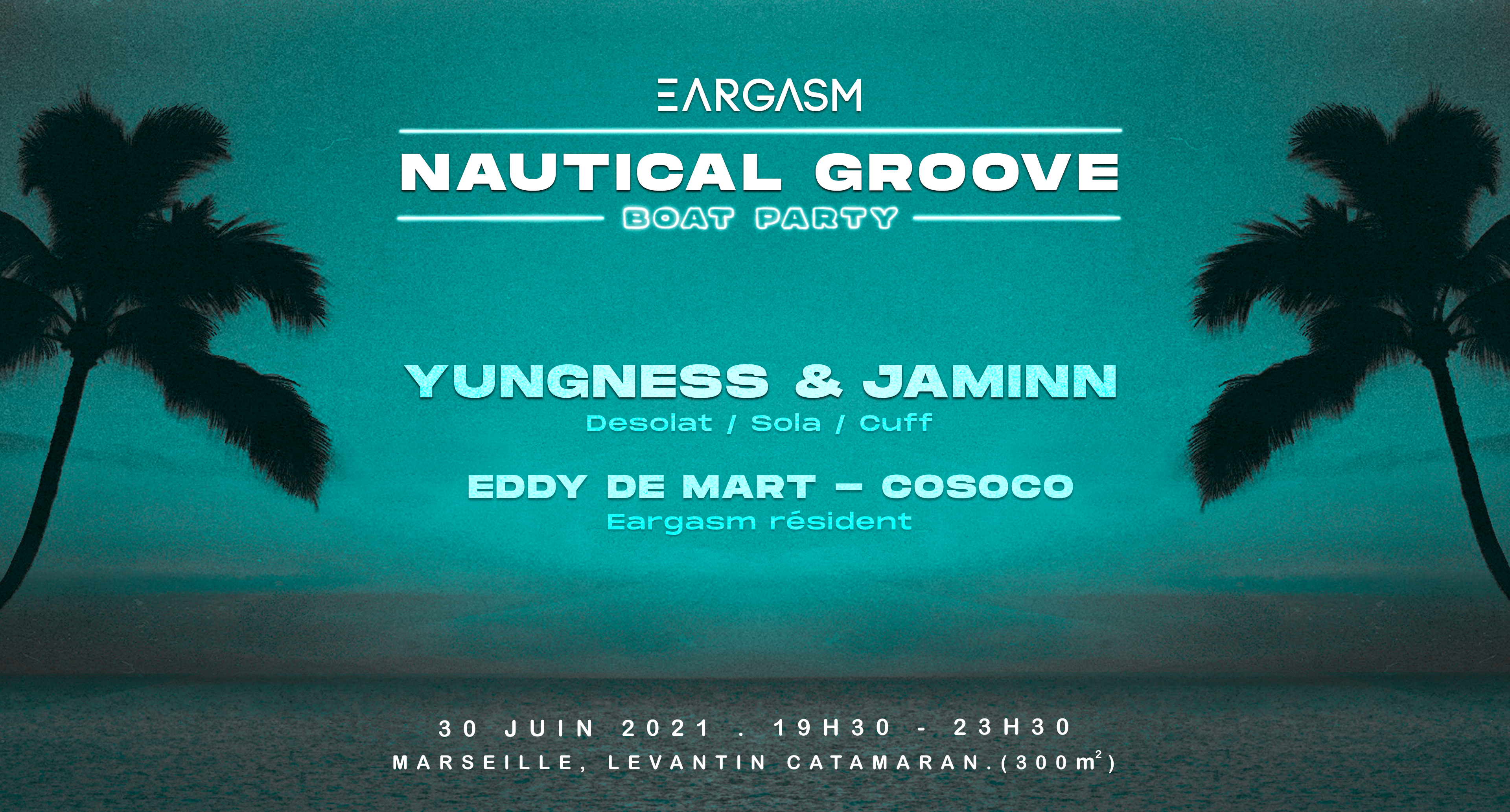NAUTICAL GROOVE #6 [BOAT PARTY]  by Eargasm