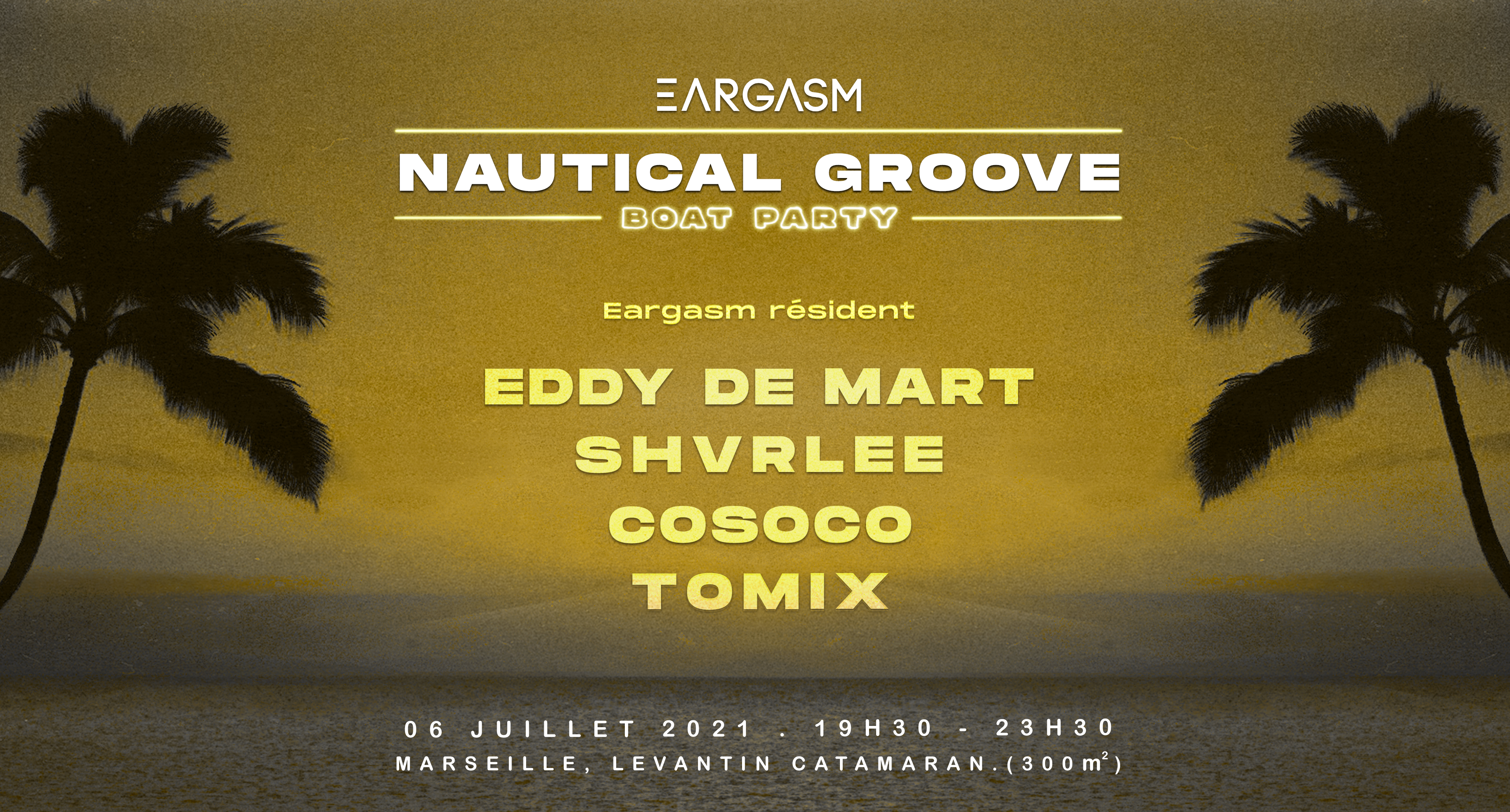 NAUTICAL GROOVE #7 [BOAT PARTY] by Eargasm
