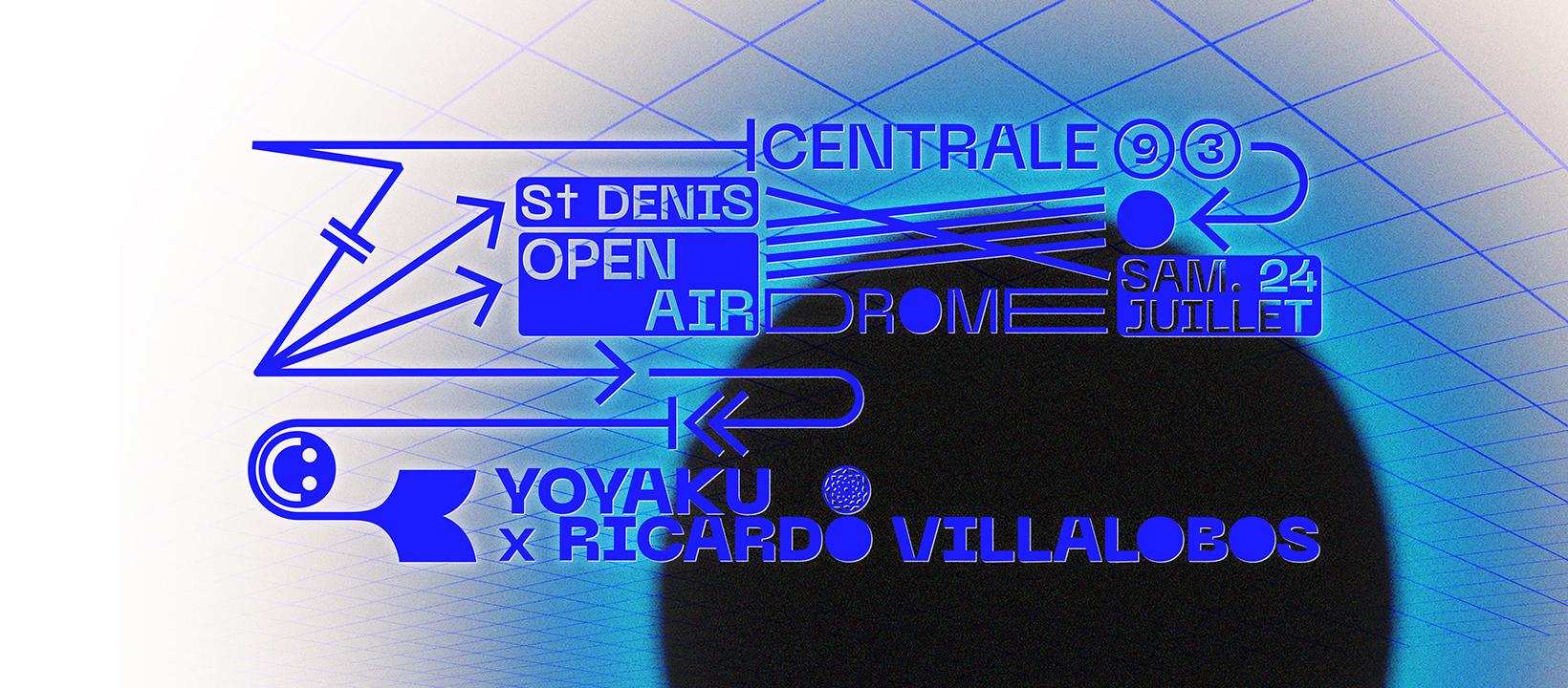 Yoyaku Airdrome : Ricardo Villalobos & Yoyaku All Stars