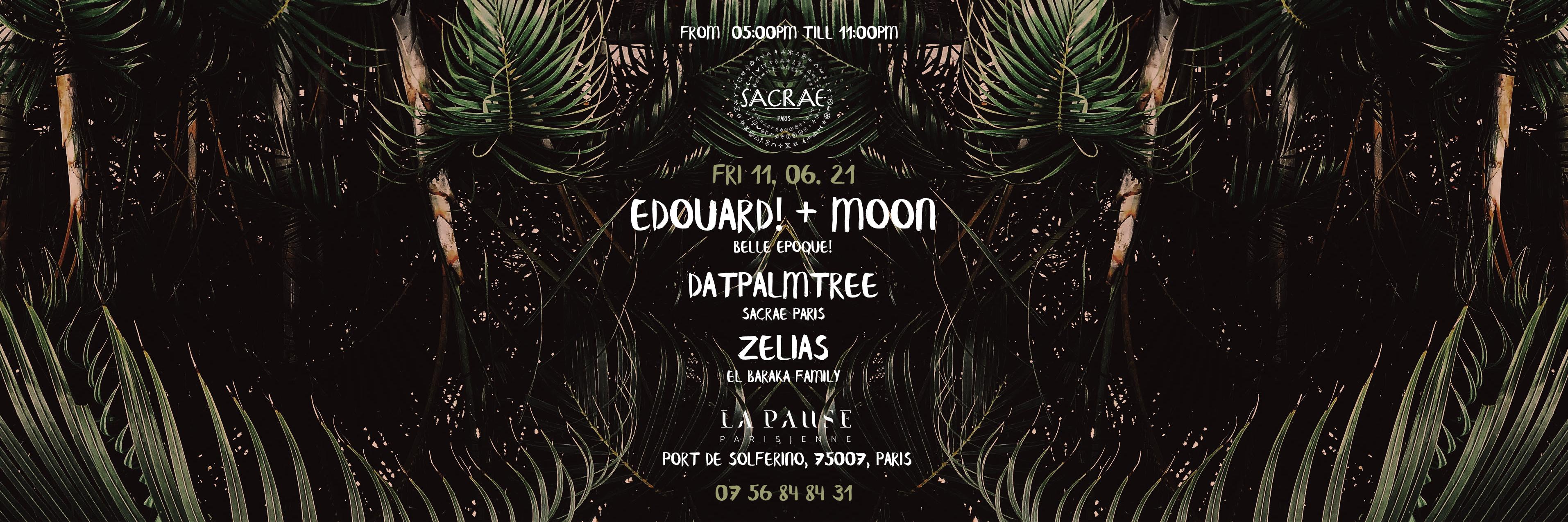Sacrae Paris x La Pause Parisienne - Act II - Opening night