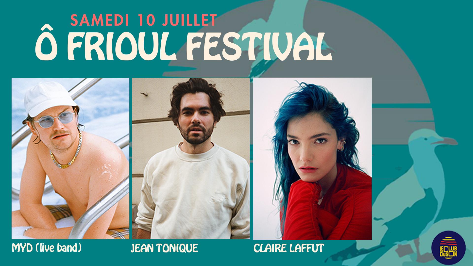 Ô Frioul Festival | Samedi
