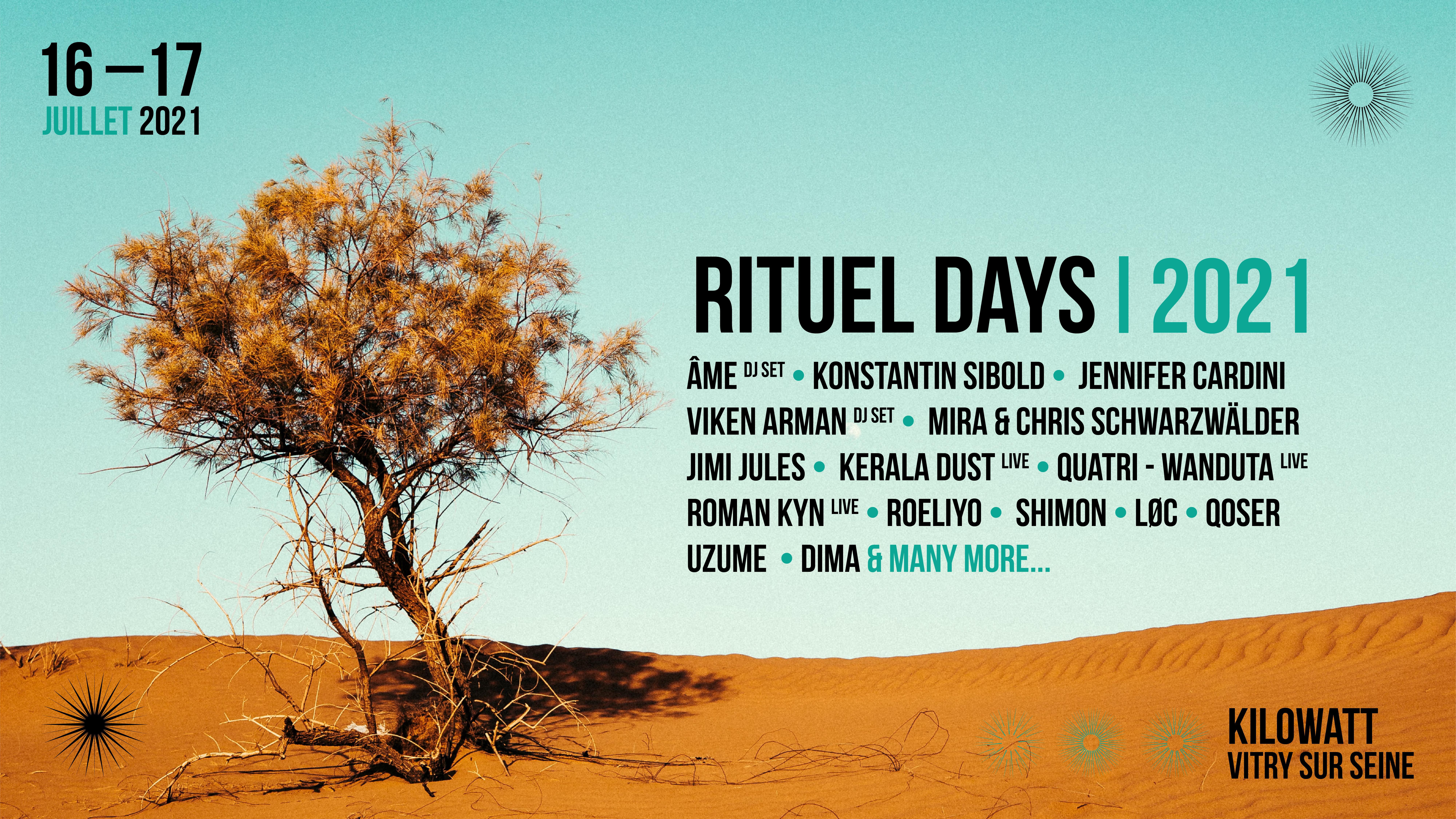 Rituel Days 2021 l Paris