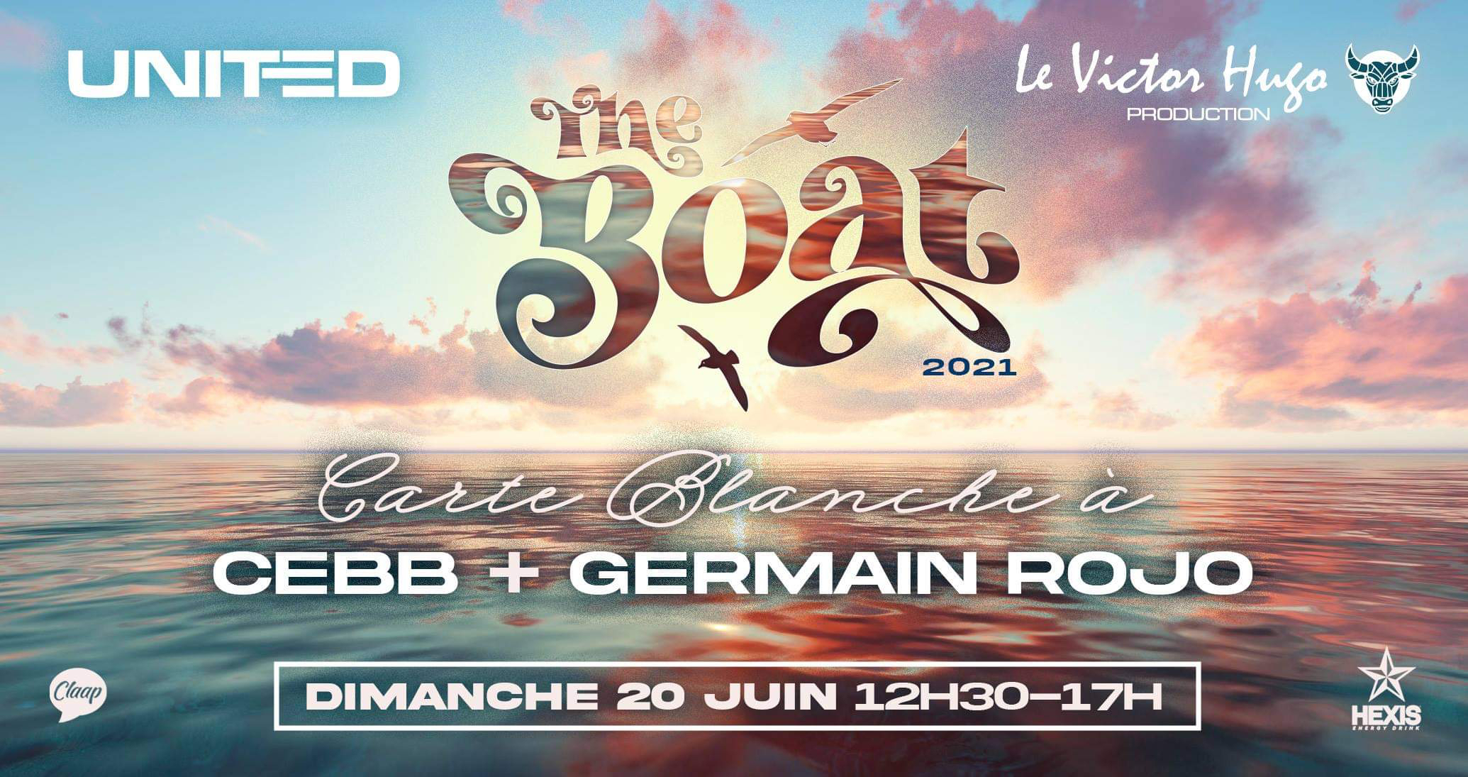 The boat by United 20/06