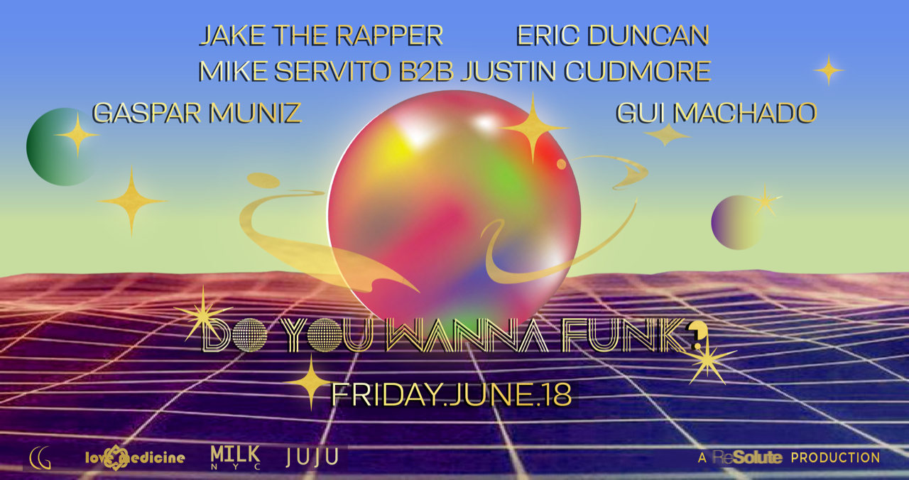 Jake the Rapper- Eric Duncan - Mike Servito  b2b  Justin Cudmore