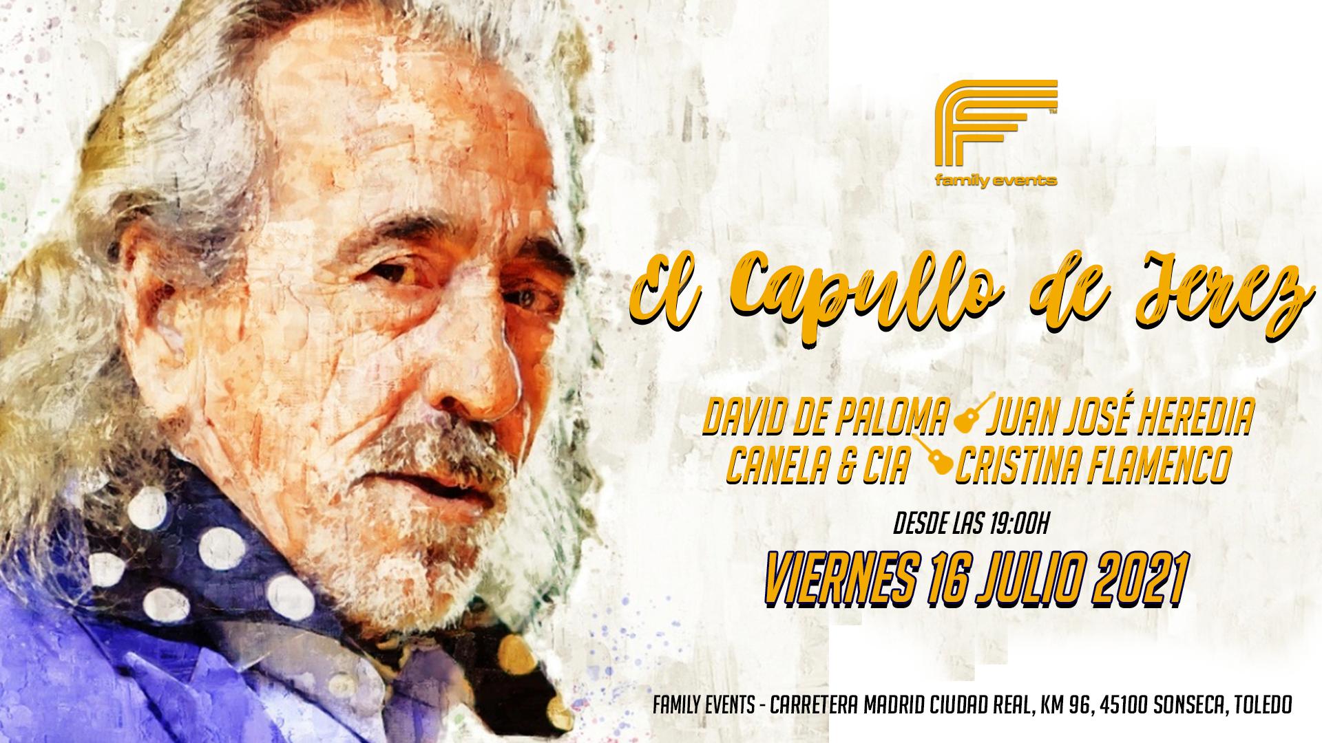 El Capullo de Jerez -  Family Events